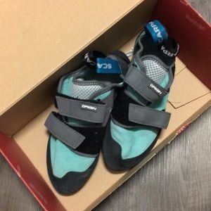 Women's Climbing Shoes - Scarpa Origin